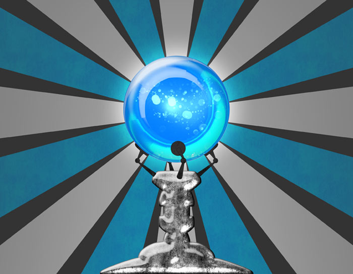 The Crystal Ball  Ask your question Online